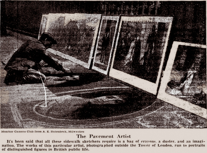 Published in The Christain Science Monitor: USA, April 4th 1941