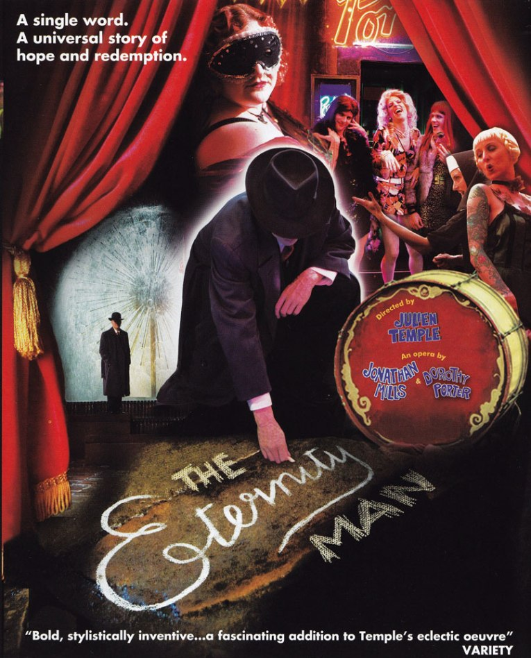 The Eternity Man: Movie poster 2008