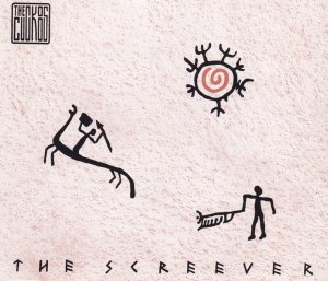The Screever EP cover 1992