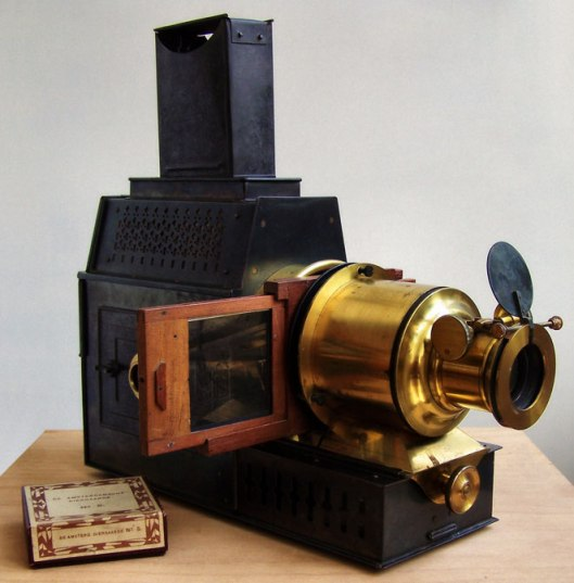 Magic Lantern Projector 1880