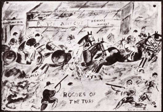Rouges of the Turf by David Burton (1945)