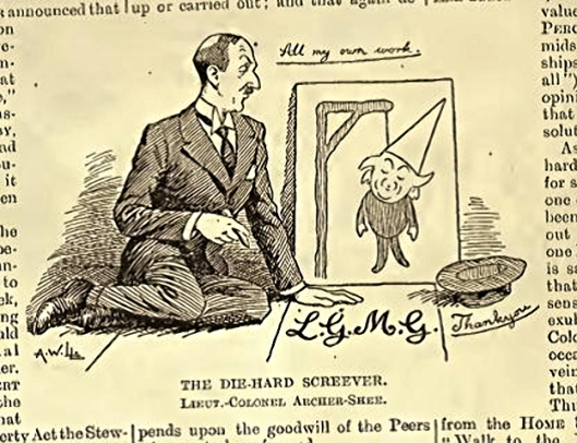 punch 19th july 1922