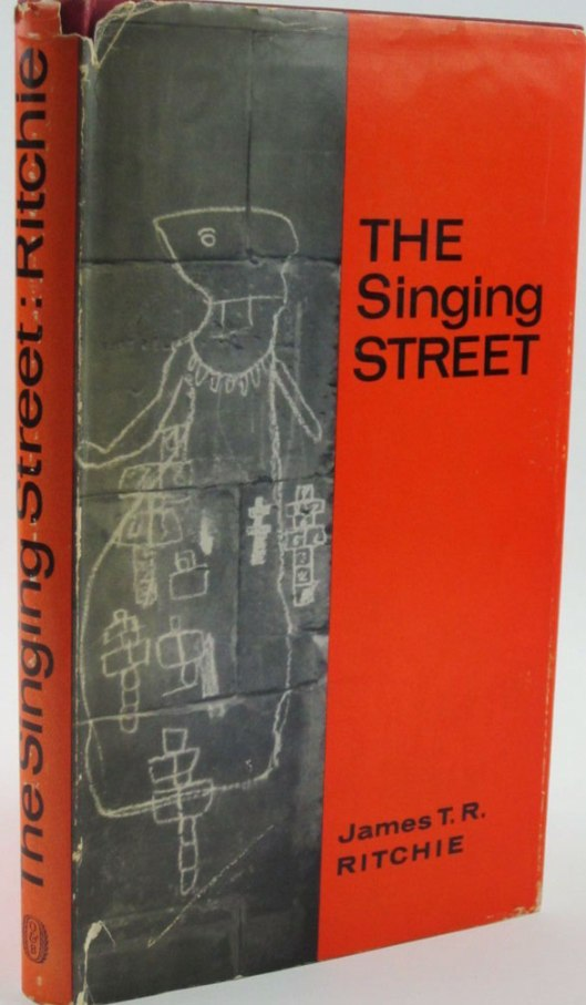 The Singing Street Book Cover 1964