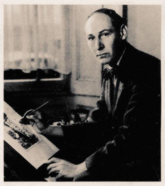 Francis Marshall Cir.1950.