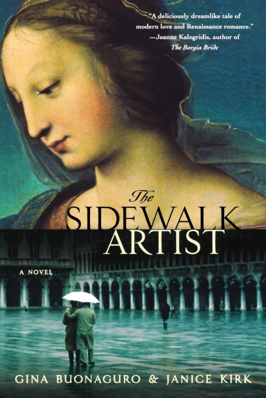 The Sidewalk Artist- Novel (2006)